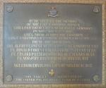 Plaque in Canada/ Plaque commémorative au Canada
